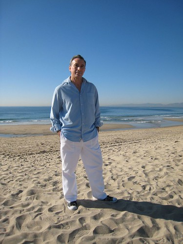 beach, ocean blue bleu David Bershad IMG_1533