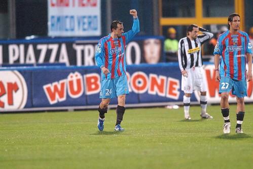 Calcio, Catania-Juventus: precedenti in serie A$