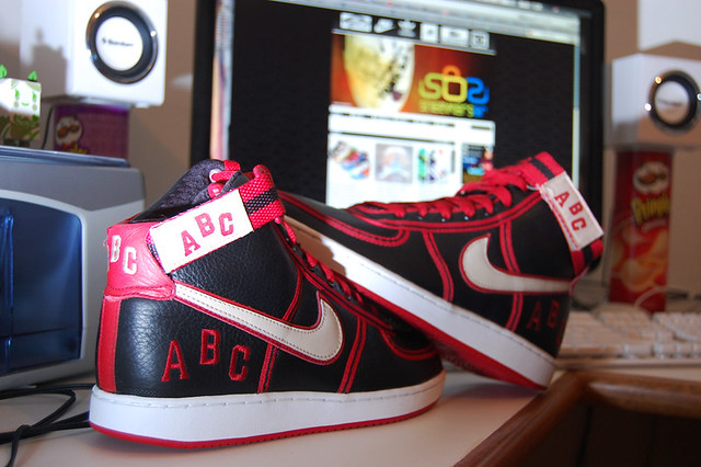 on sale be030 7a396 ... Nike Vandal High Premium UTT - Atlanta Black Crackers Edition  by  flávio oota