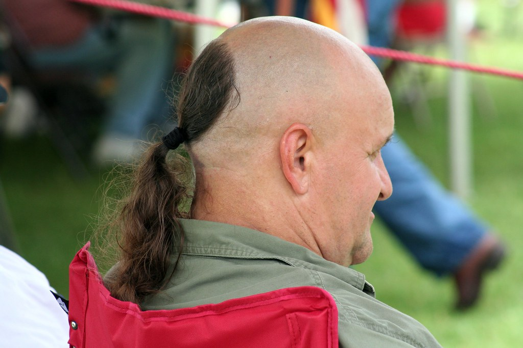 Would This Qualify As A Mullet? | Flickr - Photo Sharing!