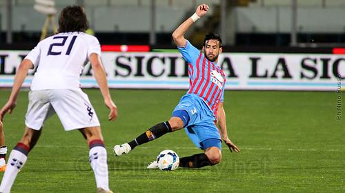 """Catania, Spolli: """"Se c'è una gara da vincere è quella contro il Sassuolo""""$"""