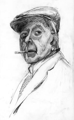 portrait de Jacques Prévert
