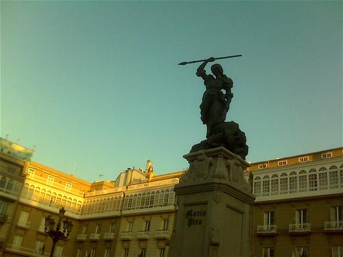 Plaza de Mari?a Pita
