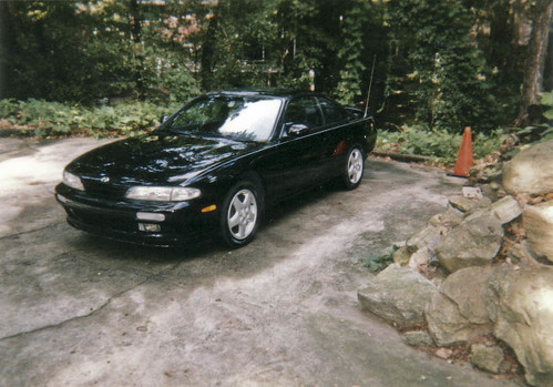 My Old Nissan 240sx
