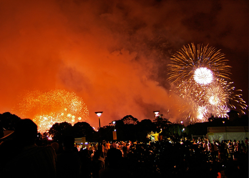 New Year's Eve in Sydney by Jason Ilagan, on flickr