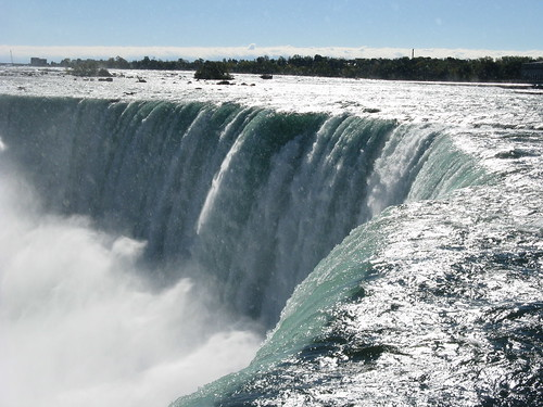 Niagra Fall (Closeup)