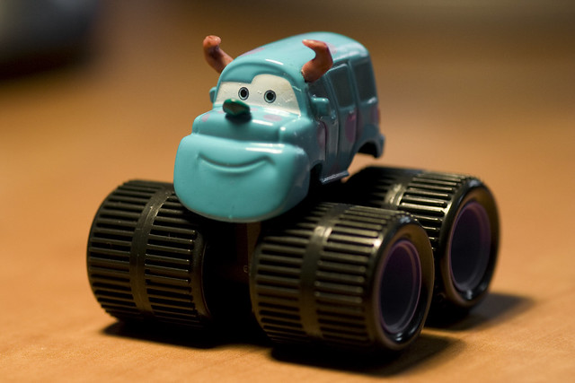 Pixar : Sully
