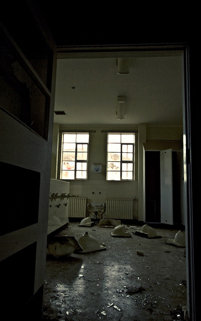 Abandoned Bathroom | Flickr - Photo Sharing!