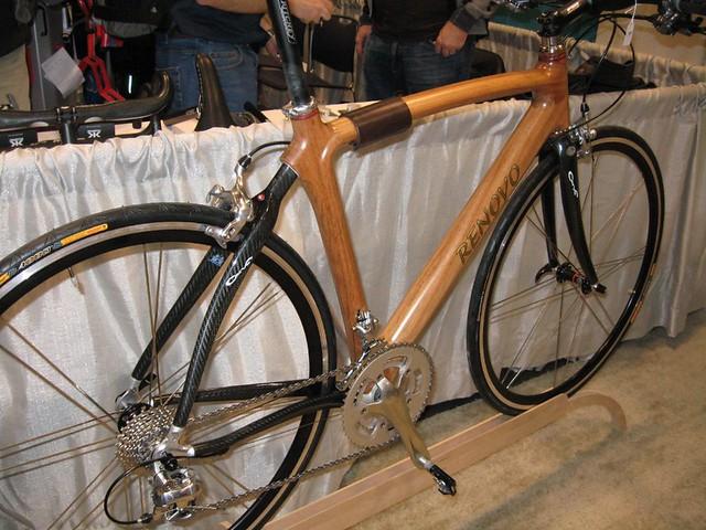 monocoque wooden bike - Wooden Bike Frame