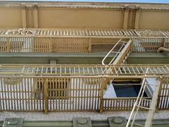 baluster, wood, handrail, iron, balcony,