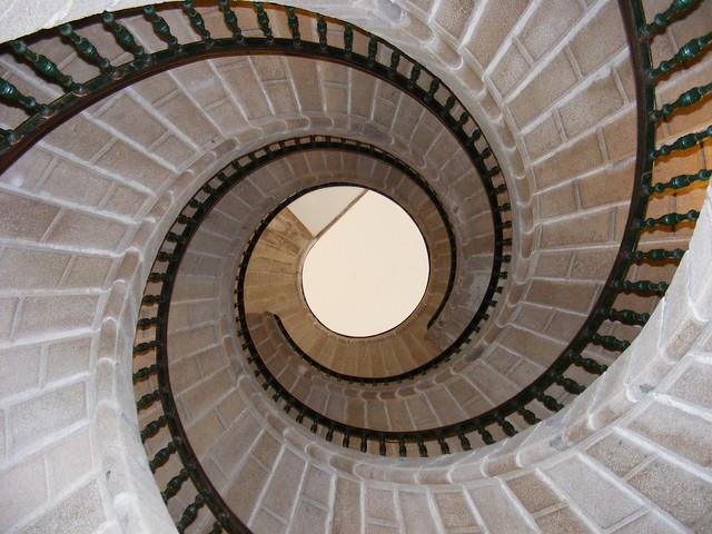 La espiral triple