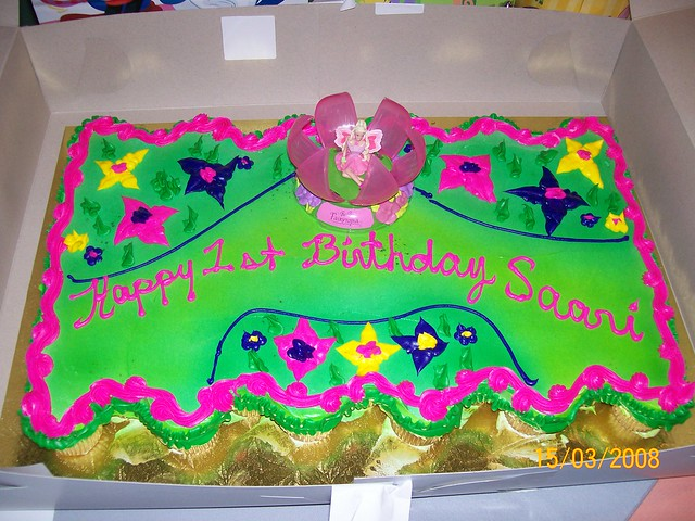 Of Barbie Fairytopia Cake Ideas and Designs