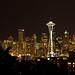 Seattle Skyline by bryce_edwards