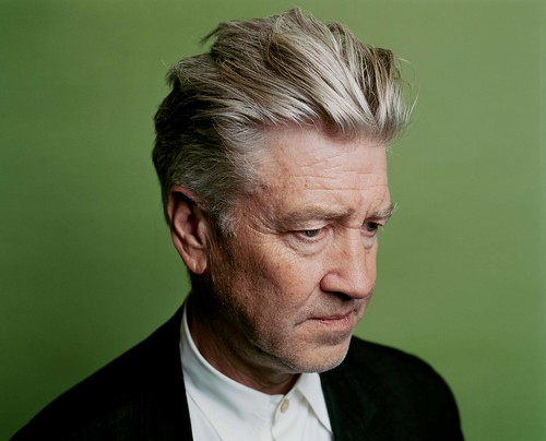 David Lynch, Los Angeles, 2006.