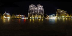 Cologne Cathedral Panorama
