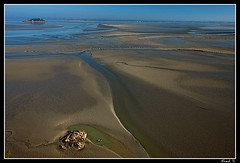 Low Tide @ Mont Saint-Michel