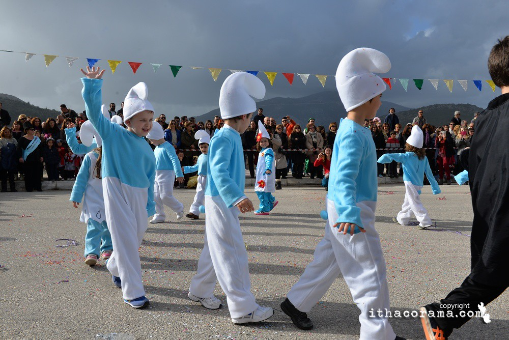 Carnival 2015 | Photos from Ithacan carnival in Vathy 2015