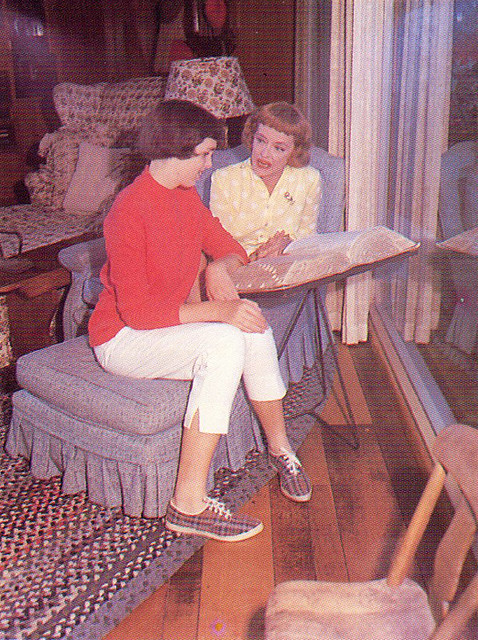 Bette Davis And Daughter Margot Flickr Photo Sharing