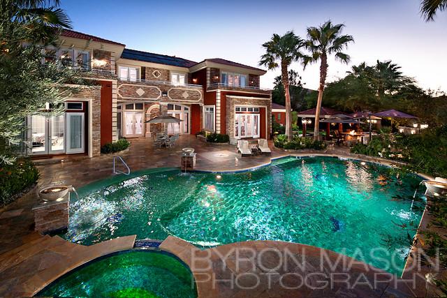 Mansion Backyard Pool Flickr Photo Sharing