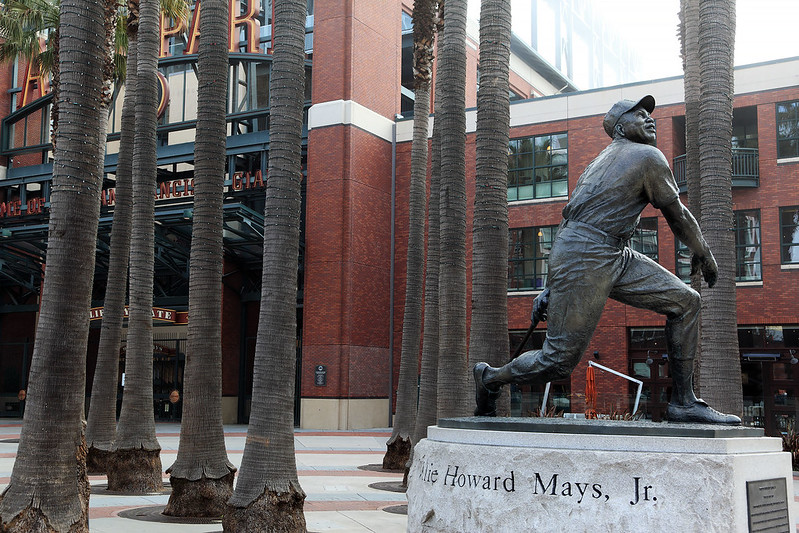 Willie Mays Plaza
