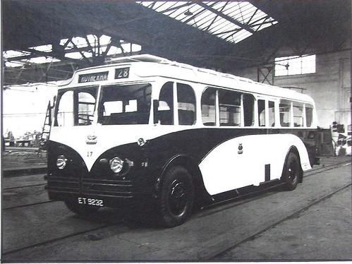 Is it a tram is it a bus is it a trolleybus? | Tram Talk
