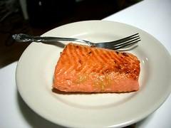 salmon, fish, lox, food, dish, smoked salmon,