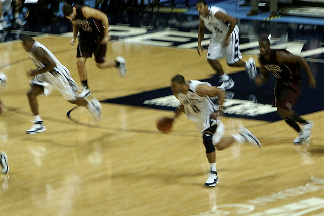 Jamelle Cornley Fast Break