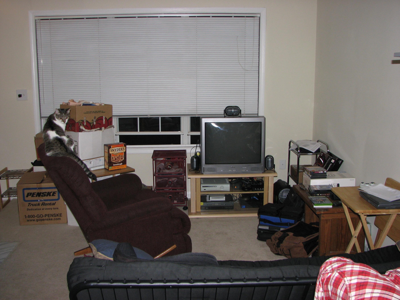 Itty Bitty Living Room