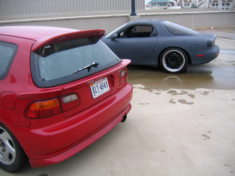 Fs 1995 civic eg hatchback si b16 northern virginia for Honda northern virginia