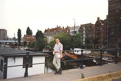 Viajes: Amsterdam, 1997.
