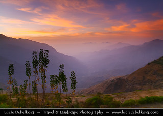 Yemen  - Harraz mountains - Manakha