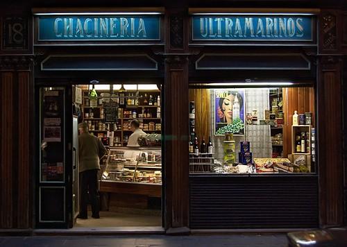 Chacinería/Ultramarinos (un comercio tradicional)