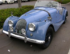 touring car(0.0), jaguar xk150(0.0), automobile(1.0), morgan +4(1.0), vehicle(1.0), morgan plus 8(1.0), antique car(1.0), classic car(1.0), vintage car(1.0), land vehicle(1.0), luxury vehicle(1.0), convertible(1.0), sports car(1.0),