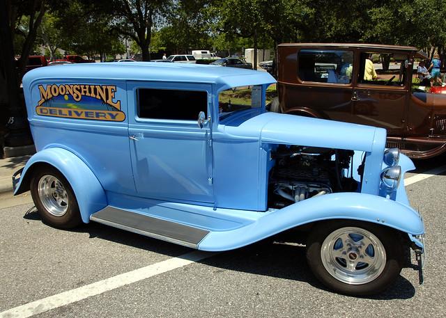 Classic Cars 2008, moonshine runner | Flickr - Photo Sharing!