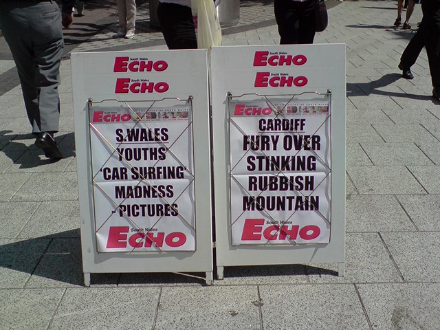 Cardiff Echo Cars For Sale
