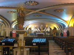 Immaculate Conception Chapel, Ste Anne Basilica