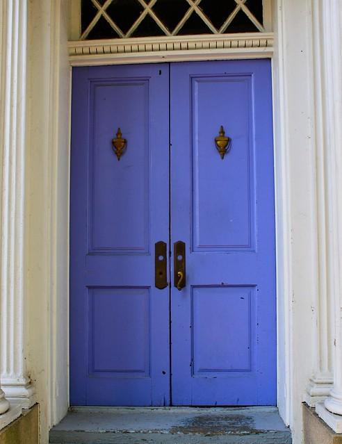 Purple Front Door Flickr Photo Sharing