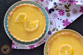 Lemon tartelettes