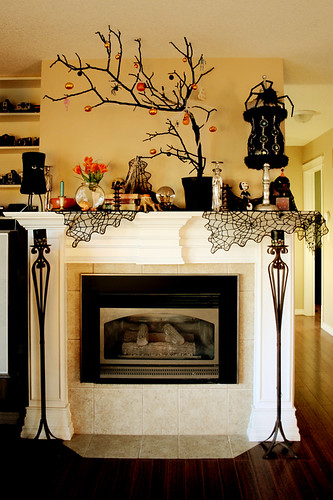 The Domestic Curator Awesome Halloween Decorating Ideas For