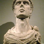 NYC - Metropolitan Museum of Art - Bust of Julius Caesar