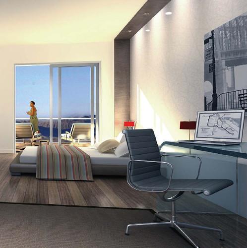 Las Vegas Condo interior design 5 | ONE Las Vegas Condo inte ...