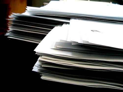Going Paperless In Your Personal Life