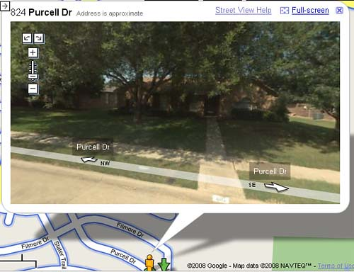 Street View Of My House From Google Maps Flickr Photo