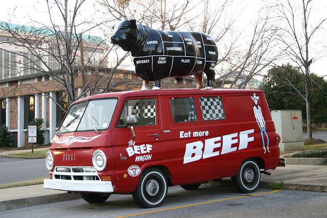 Alabama Cattlemen's Association: The Beef Wagon