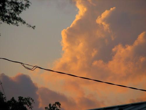 sky sunrise