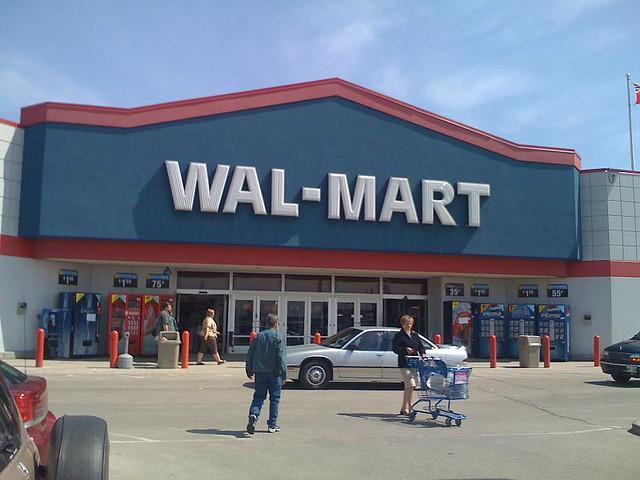 Walmart Anniversary Sale 2013