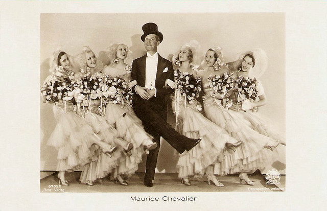 Maurice Chevalier
