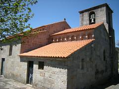 Iglesia de Santa Maria de Airães