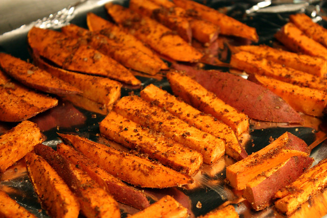 Oven Baked Sweet Potato Fries | Flickr - Photo Sharing!