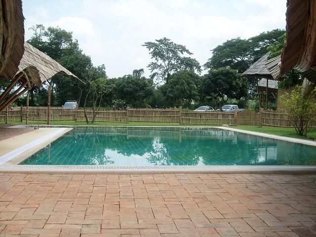 Swimming Pool Panyaden School Chiang Mai Thailand Flickr Photo Sharing